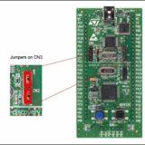 Программатор микроконтроллеров из STM32VLDiscovery.