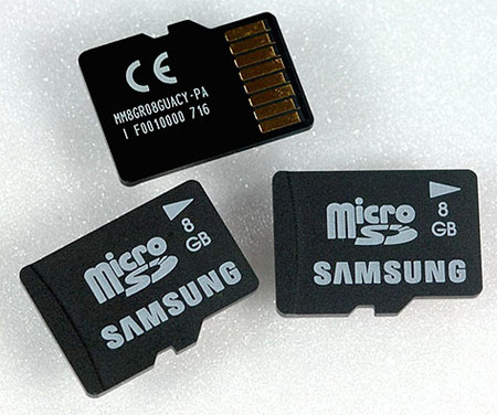 Карта памяти micro SD