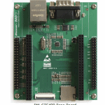 Отладочная плата STM32F4Discovery и модуль Discover-MO.