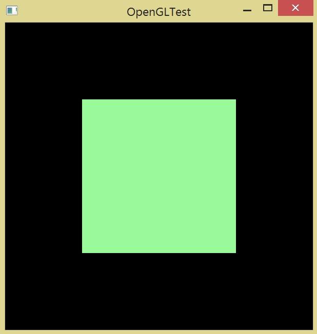 3D изображение в OpenGL