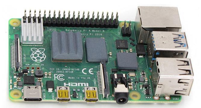 Raspberry Pi радиаторы