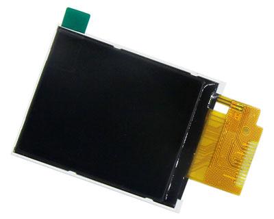 Дисплей на базе ST7735